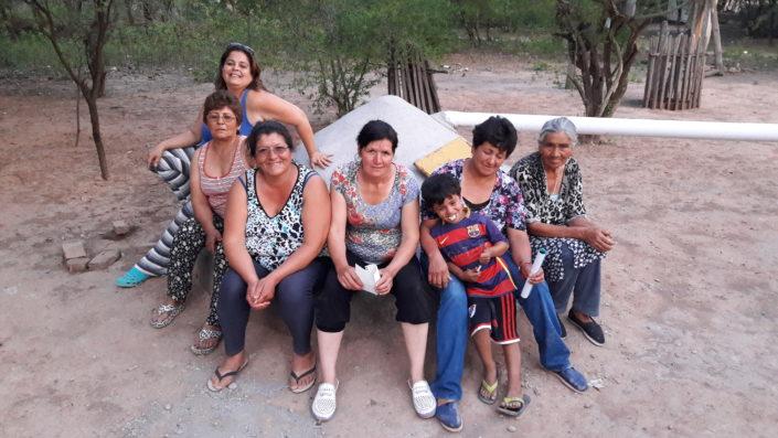 Mujeres por el Agua.2